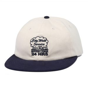 City Wide 6 Panel Nat Navy 1
