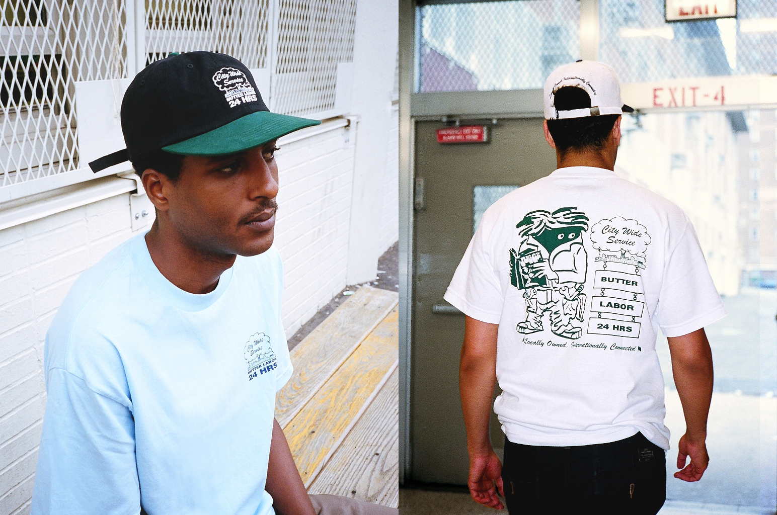 Butter Goods X Labor Skate Shop Collection